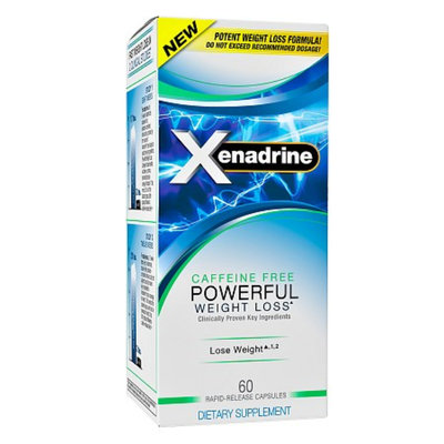 Xenadrine Caffeine Free Powerful Weight Loss