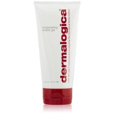 Dermalogica Invigorating Shave Gel, 6.0-Fluid Ounce