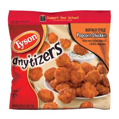 Tyson / Any'tizers Tyson Any'tizers Buffalo Style Popcorn Chicken, 25.5 oz