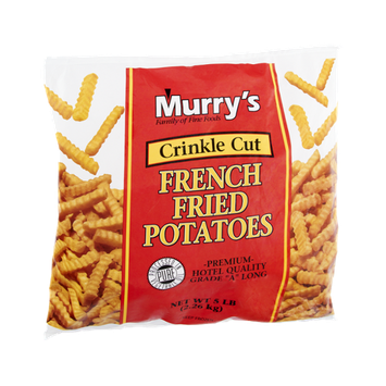 Murry's Crinkle Cut French Fried Potatoes