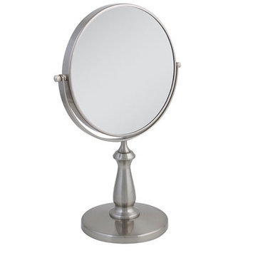 Zadro Two Sided Vanity Swivel Mirror - 1X & 8X