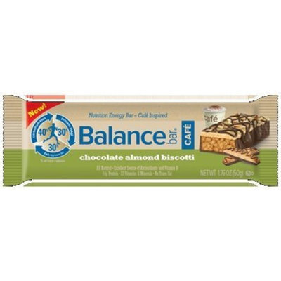 Balance Bar Cafe Chocolate Almond Biscotti