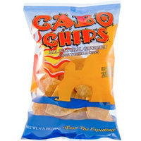 Cabo Chips Natural Gourmet Corn Tortilla Chips, 4.5-Ounce Bags (Pack of 12)