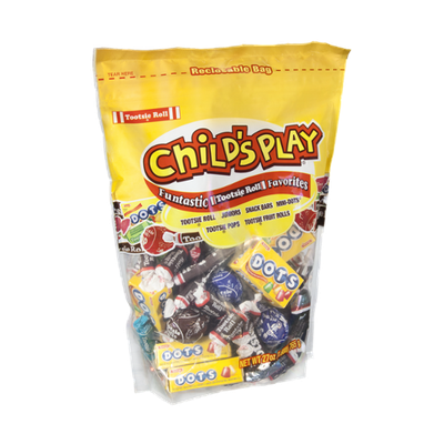 Tootsie Roll Child's Play Funtastic Tootsie Roll Favorites Variety Pack
