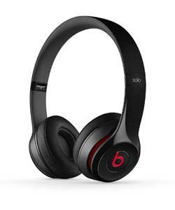 Beats by Dr. Dre Solo2 On-Ear Headphones (Black)