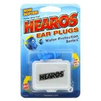 Hearos Ear Plugs Water Protection Series - 1 Pair