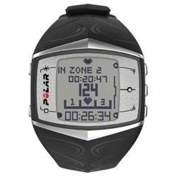 Polar Electro Polar FT60 Women's Heart Rate Monitor Watch, Black