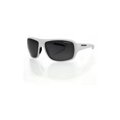 Balboa EINF002AR Informant Sunglasses White frame Smoked Lenses Anti-Fog