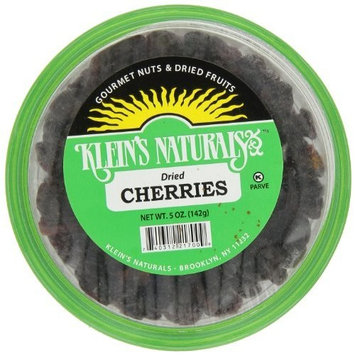 Unknown Klein's Naturals Dried Cherries, 5-Ounce (Pack of 6)