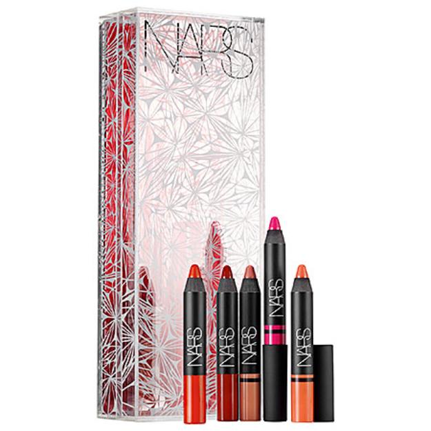 NARS Digital World Lip Pencil Coffret 5 x 0.06 oz