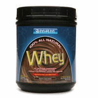 MRM 100% All Natural Whey Protein