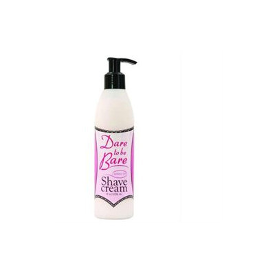 Earthly Body Dare to be Bare Shave Cream, Skinny Dip, 8 oz, 2 ct