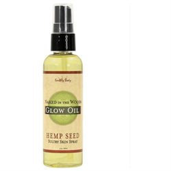 Earthly Body Glow Oil, Naked In The Woods, 3 oz, 2 ct