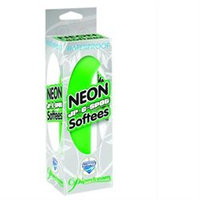 Pipedreams Neon Jr G-Spot Softees - Green