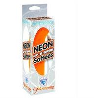 Pipedreams Neon Jr G-Spot Softees - Orange
