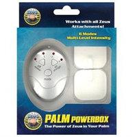 Zeus PowerBox, Palm Size, 6 Modes, 1 ea