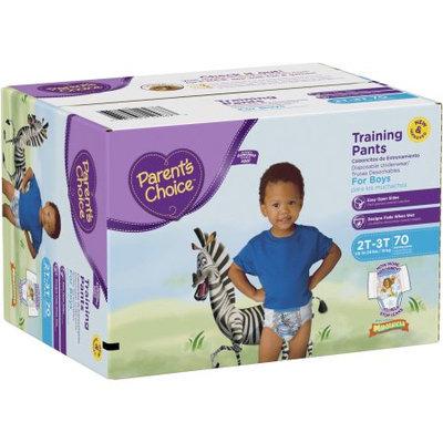 Parents Choice Parent's Choice Training Pants for Boys, Super Pack (Choose Your Size)