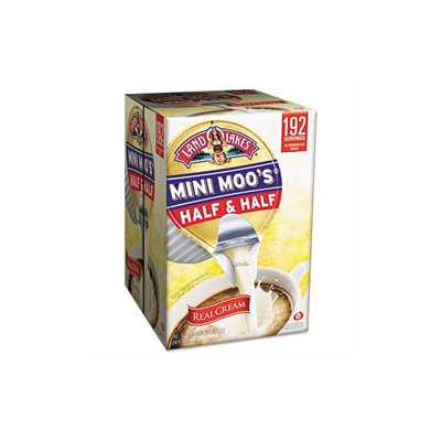 Land O'Lakes Mini Moo's Half & Half, 0.28 fl oz, 192 count