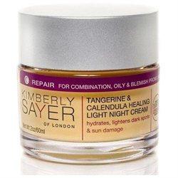 Kimberly Sayer of London Tangerine & Calendula Healing Night Cream