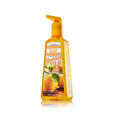 Bath & Body Works® Sicilian Lemon Italian Collection Anti-bacterial Deep Cleansing Hand Soap