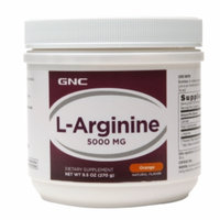 Gnc GNC L-Arginine Powder 5000mg, Orange, 9.5 oz