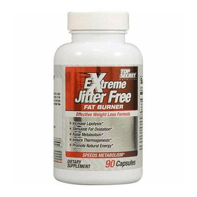 Top Secret Nutrition Extreme Jitter Free Fat Burner 90 capsules