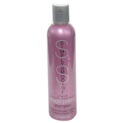 Simply Smooth Xtend Keratin Reparative Magic Potion Shampoo, 8.5 fl oz