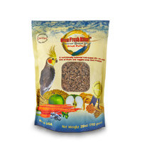 Caitec Corporation Caitec Small 28 oz Natural Baked Parrot Food