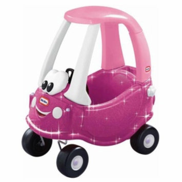 Little Tikes Princess Cozy Coupe with Glitter, Girl, 1 ea