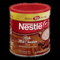 Nestlé Hot Cocoa Mix Rich Milk Chocolate