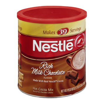 Nestlé Hot Cocoa Mix Rich Milk Chocolate