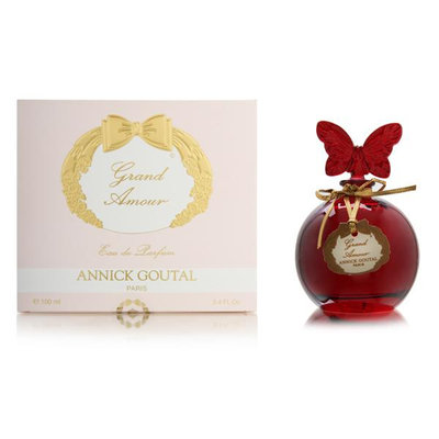 Annick Goutal Grand Amour Butterfly Bottle Edp (100ml)