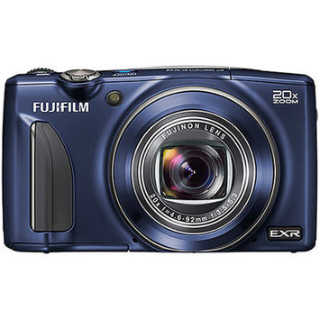 Fuji 16316451M 16 Megapixel HD Blue Compact Camera W/ 20x Optical Zoom And 3