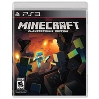 Minecraft PS3 by PS3