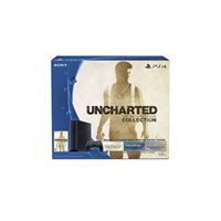 Playstation 4 500GB Uncharted: The Nathan Drake Collection Bundle by PS4