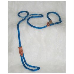 Hamilton Pet Products Polyrope London Quick Lead Combo in Blue