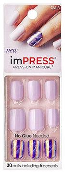 KISS imPRESS® Manicure® Nails 76613 Wildflower