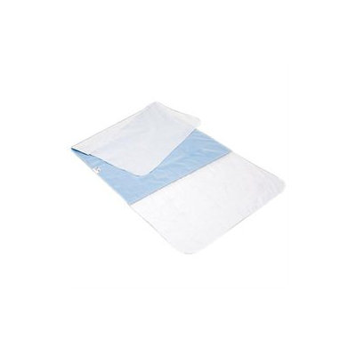 Essential Medical Quik Sorb Reusable Underpad with Tucks