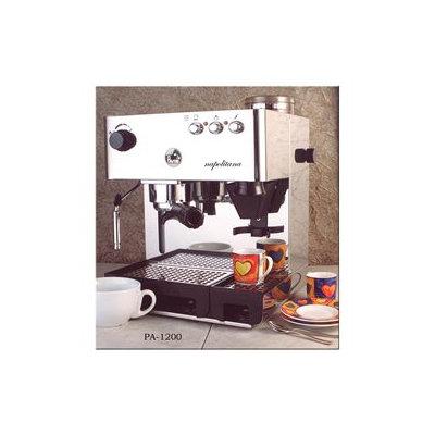 La Pavoni Napolitana Espresso Machine in Stainless Steel