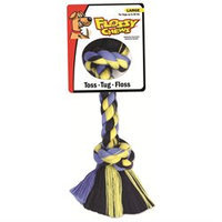 Mammoth Pet DMH20066F Cotton Rope Color Bone 19 in. Xxl