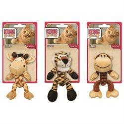 Kong Cat Braidz Safari Cat Toy - Assorted