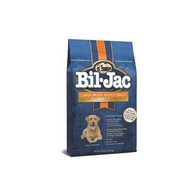 BIL-JAC LARGE BREED SELECT DOG FOOD 30 POUND