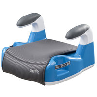 Evenflo AMP Performance No Back Booster Car Seat in Blue