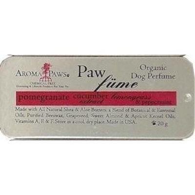 Aroma Paws Pawfume Organic Dog Perfume, Pomegranate Cucumber