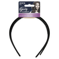 Goody Products Inc. Classics Denim Headband, 2 CT