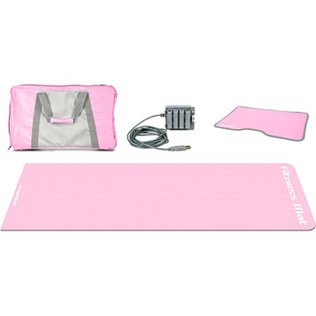 Creative Mind Interactive DGWII-1151 4-In-1 Lady Fitness Workout Kit- Pink
