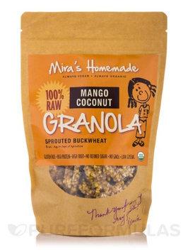 Miras Homemade Mira's Homemade - 100 Raw Granola Mango Coconut - 8 oz.
