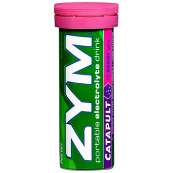Zym Catapult Portable Electrolyte Drink Dietary Effervescent Tablets