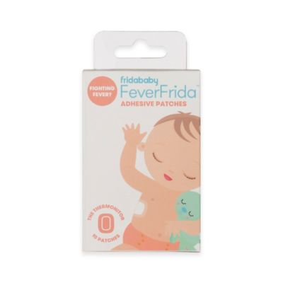 Nosefrida FridaBaby FeverFridaTM Patches