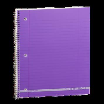 Top Flight 1 Subject Notebook Wide Rule - 90 Sheets